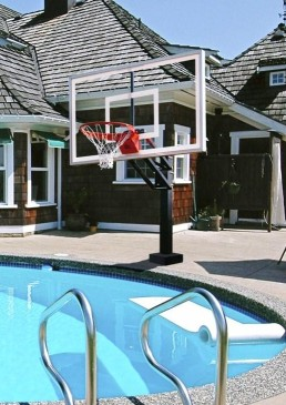 First Team Basketball Hoops from Basketball Hoops Unlimited ...
