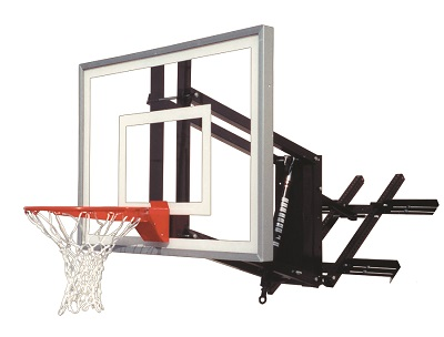 how to install a roof mount basketball hoop hunker