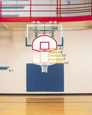 First Team Basketball Hoops From Basketball Hoops