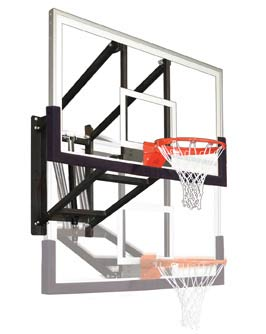 Shown With Optional Backboard Padding In Black.
